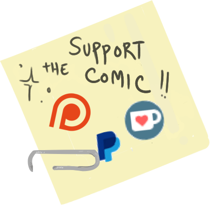 Support the comic